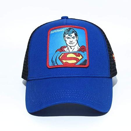 sdssup Marvel co-Brand Hat Gorra de béisbol Anime Hat Hat 4 ...