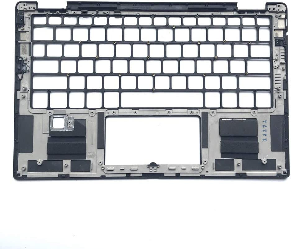 Laptop Palmrest for DELL XPS 13 9365 P71G 03P18G 3P18G with Fingerprint Hole Upper case US Layout New