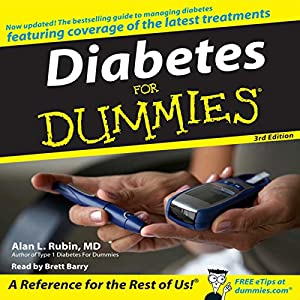 Diabetes for Dummies, 3rd Edition Audiobook