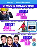Bridget Jones 3-Film Collection [Bridget Jones's Diary/Bridget Jones: The Edge Of Reason/Bridget Jones's Baby] [Blu-ray]
