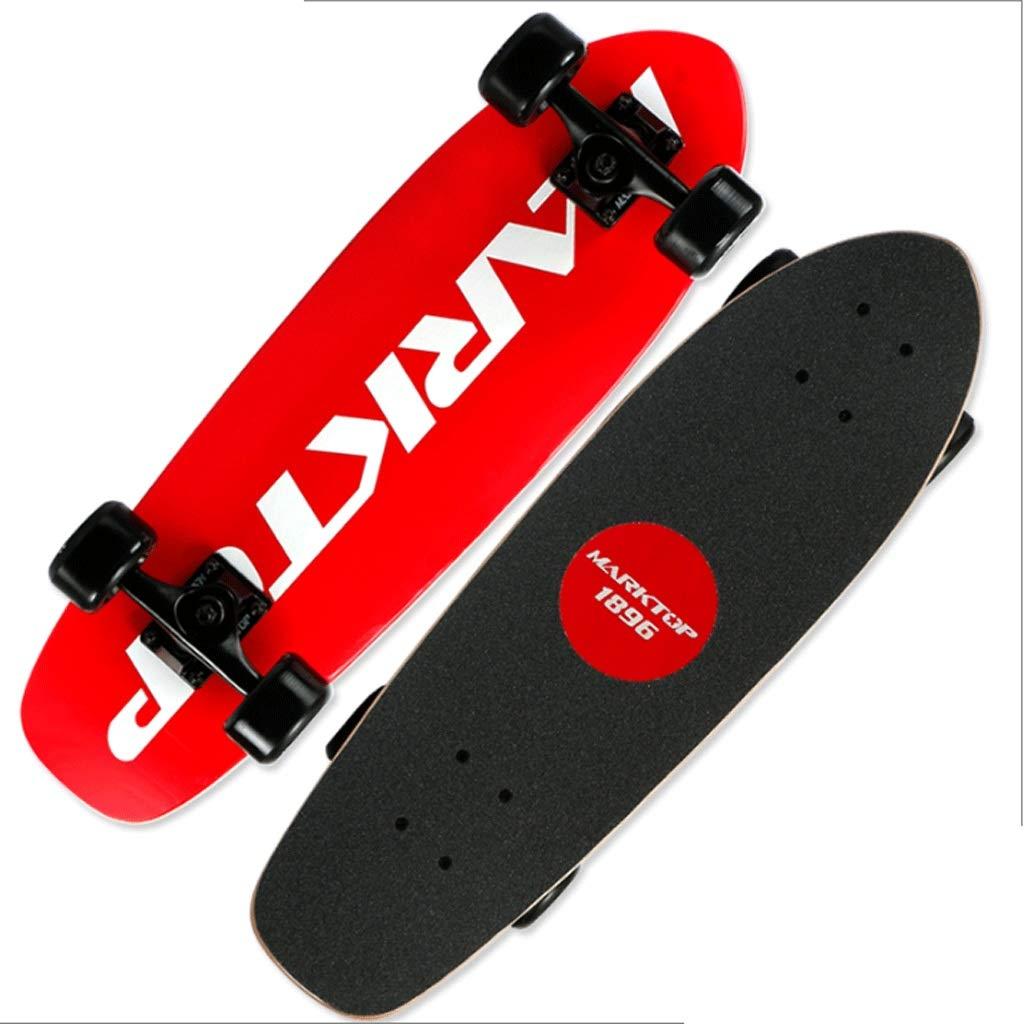 速くおよび自由な WangYi スケートボード- 68.5x20x11cm) スケートボードブラシストリートシングルフィッシュボード子供大人4輪ロッカー (色 : : H h, サイズ H さいず : 68.5x20x11cm) B07NQ293RN 68.5x20x11cm|D D 68.5x20x11cm, 大きいサイズ専門店 ラポッシュ:ed029209 --- a0267596.xsph.ru