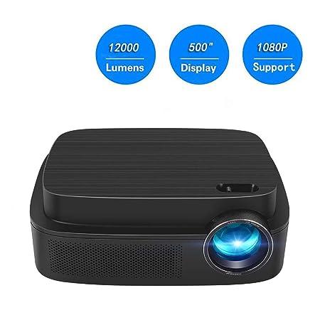 Ai LIFE Proyector 1080P Proyector portátil Proyector de Video WiFi ...