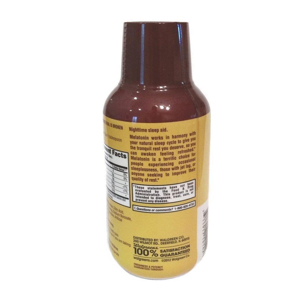 Amazon.com: Finest Nutrition Extra Strength Liquid Melatonin, 5 Mg Natural Lemon Flavor 8 Fl Oz: Health & Personal Care