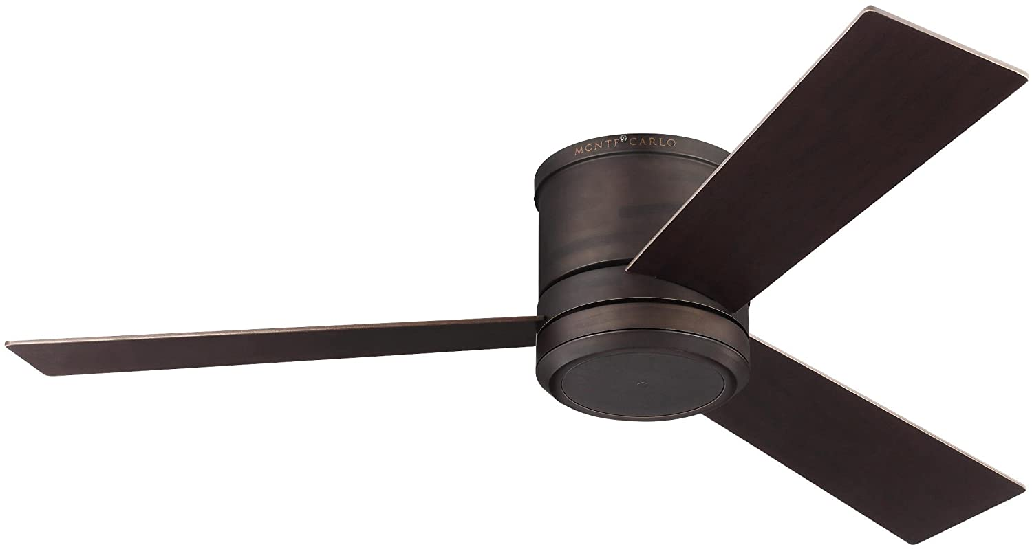 Monte Carlo 3clmr56rbd Huggers Clarity Max 56 Roman Bronze Wiring A Ceiling Fan
