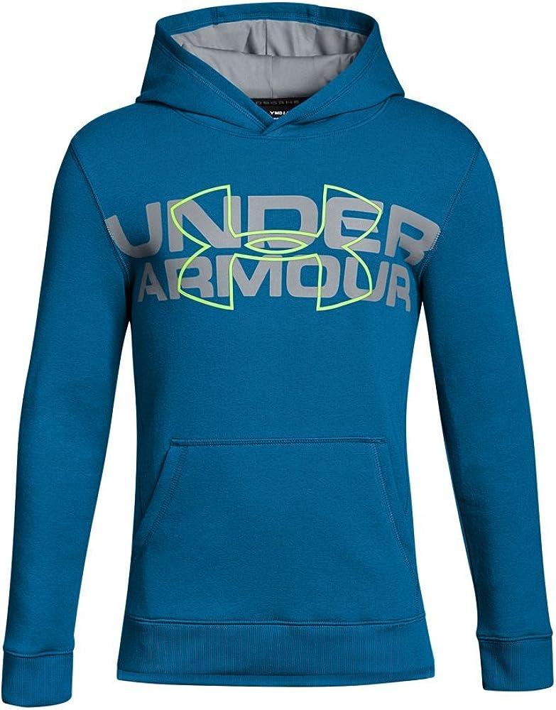 Under Chicago Mall Armour Boys Over item handling ☆ Hoody Logo Threadborne
