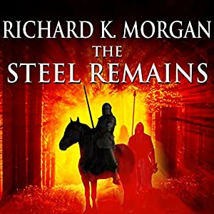 The Steel Remains Audiobook