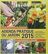 Agenda jardin 2015 : Plantes, baies, fruits sauvages