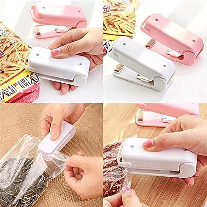 Amazon.com: datingday 1 x Portable Mini Home Bag Sealer Heat ...