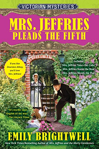 Mrs. Jeffries Pleads the Fifth (A Victorian Mystery)