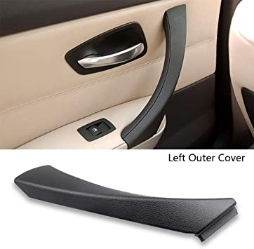 Amazon Com Lfs Door Handle Covers For Bmw 3 Series E90 E91 Left Front Left Rear Interior Door Handle Outer Covers Trim For Bmw 323 325 328 330 335 2005 2012 Left Computers Accessories