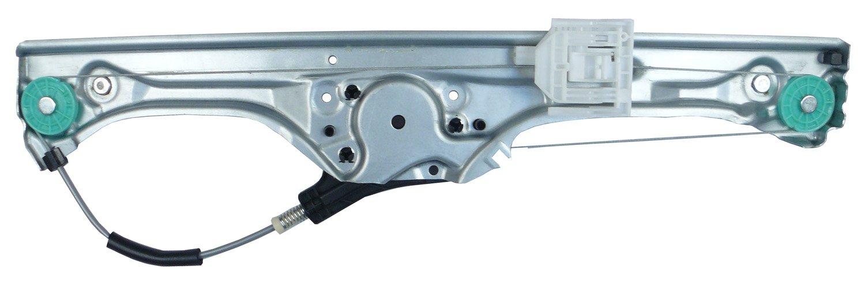 ACDelco 11R874 Professional Rear Passenger Side Power Window Regulator