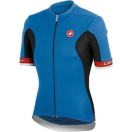 Amazon.com   Castelli Volata Full-Zip Jersey - Short Sleeve - Men s ... 208d84a06