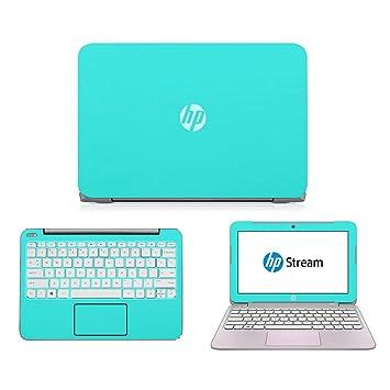 Menta verde Skin Wrap Skin Case para HP Stream 11 ordenador portátil de 11,6