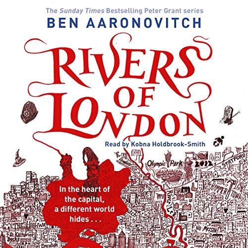 Rivers of London: PC Peter Grant,