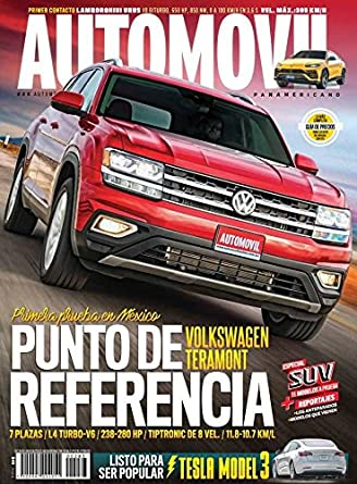 Automovil Panamericano