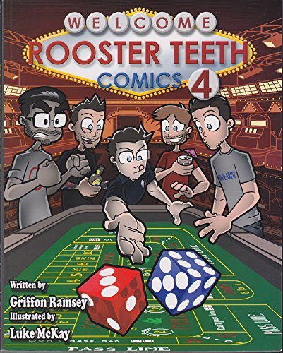 Rooster Teeth Comics Year Four (Rooster Teeth Comics, Volume Four)