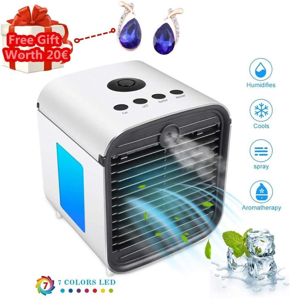 Nifogo Aire Acondicionado, Aire Refrigerador, Portatil ...