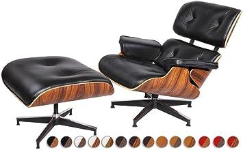 Eames Lounge Stoel Replica.Amazon Com Mlf Premium Reproduction Charles Eames Lounge Chair