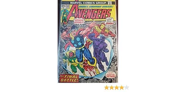 Amazon.com: Avengers #122