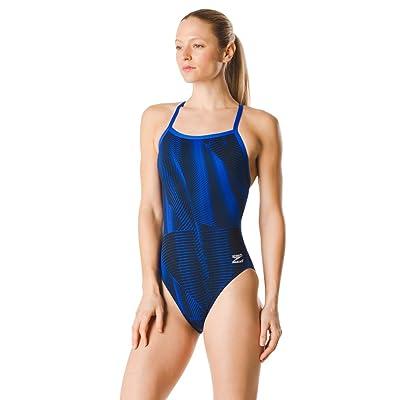 .com : Speedo Women's Fierce Flow Flyback : Clothing