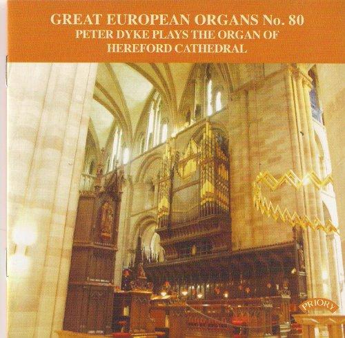 Organ Great - Great European Organs No. 80
