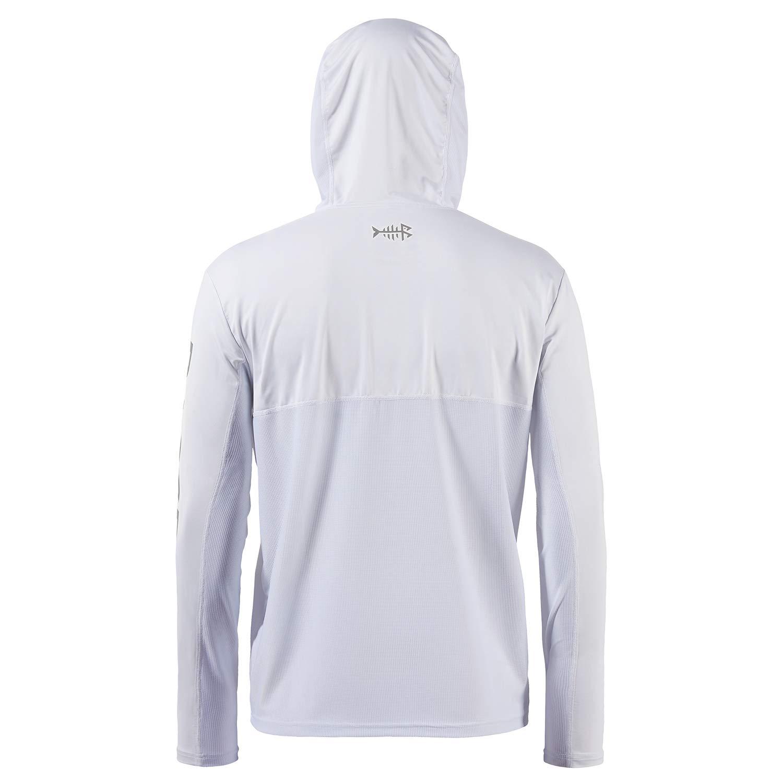 Bassdash UPF 50+ Camisa de Pesca con Capucha y protecci/ón Solar UV para Hombre