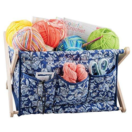 - Herrschners® Fold-Up Yarn Caddy Accessory