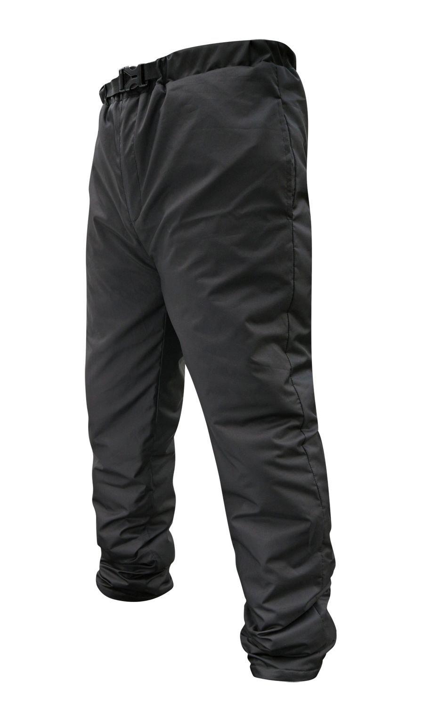 中綿パンツ 防寒 ブラック L W-255