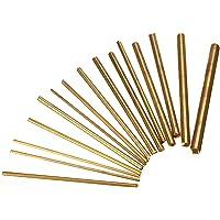 15 barras de bronce,tubos de bronce,cilindros de bronce,de