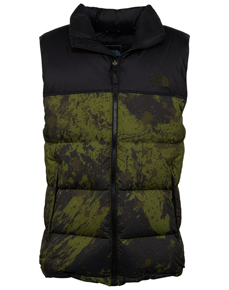The North Face Men's Nuptse Vest The North Face Apparel Mens C760KX7