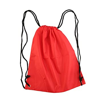 Amazon.com : WDDH Drawstring Backpack Unisex Waterproof Sport Foldable Drawstring Bags Shopping Picnic Gym Sport Beach Travel Storage : Sports & Outdoors