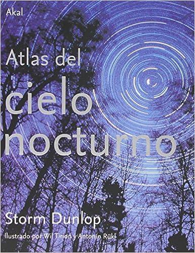 Atlas del cielo nocturno