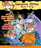 It's Halloween, You 'Fraidy Mouse! / Merry Christmas, Geronimo! (Geronimo Stilton #11 & #12)