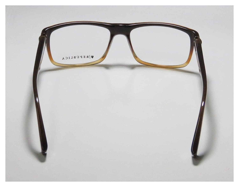 REPUBLICA Eyeglasses MONTREAL Tortoise 58MM at Amazon Men\'s Clothing ...