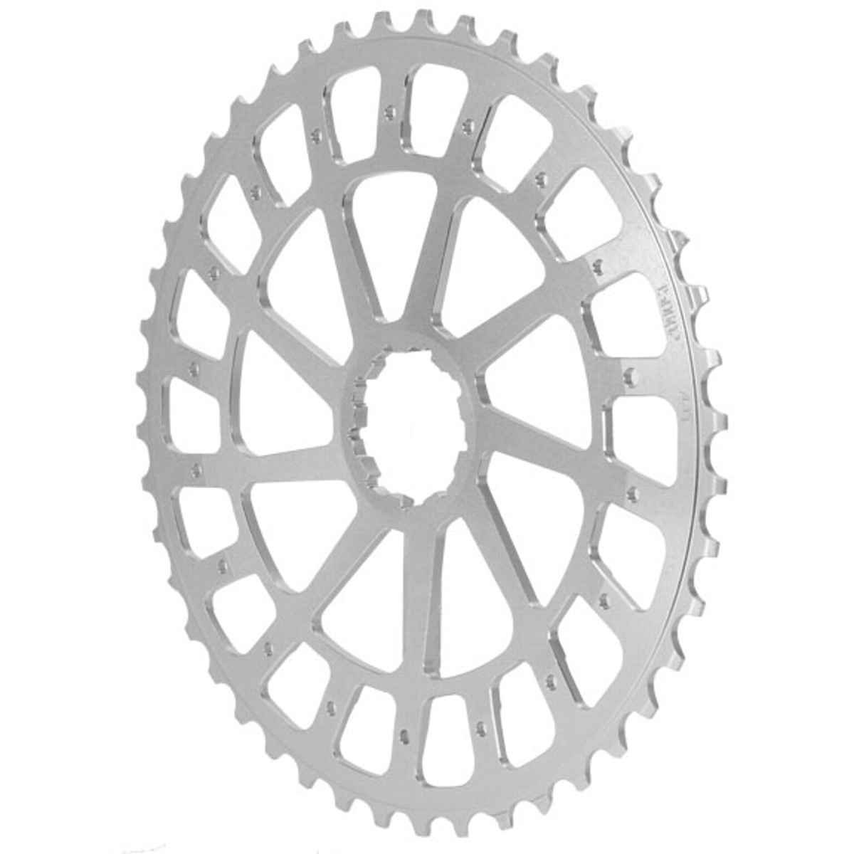 Wolf Tooth Components GCX XX1 Replacement Cog 44T, Silver by Wolf Tooth Components   B00Z70CV00