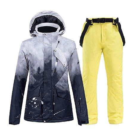 Hombres/Mujer/Trajes De Esquí/Chaqueta Y Pantalones/A Prueba De ...