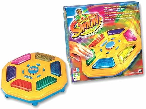 Hasbro Juegos en Familia Super Simon 57023186: Amazon.es: Juguetes y juegos