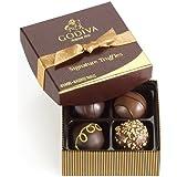 Godiva Chocolatier Chocolate Truffles, Signature, 4 Count
