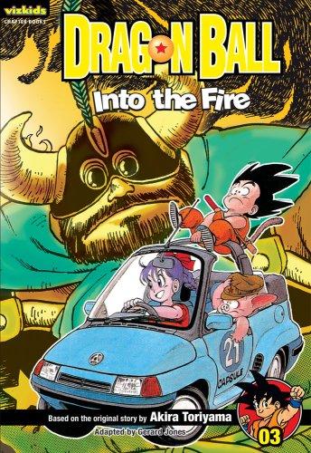 Dragon Ball: Chapter Book, Vol. 3
