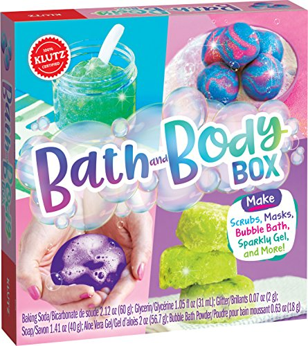 Klutz Bath and Body Activity Kit JungleDealsBlog.com