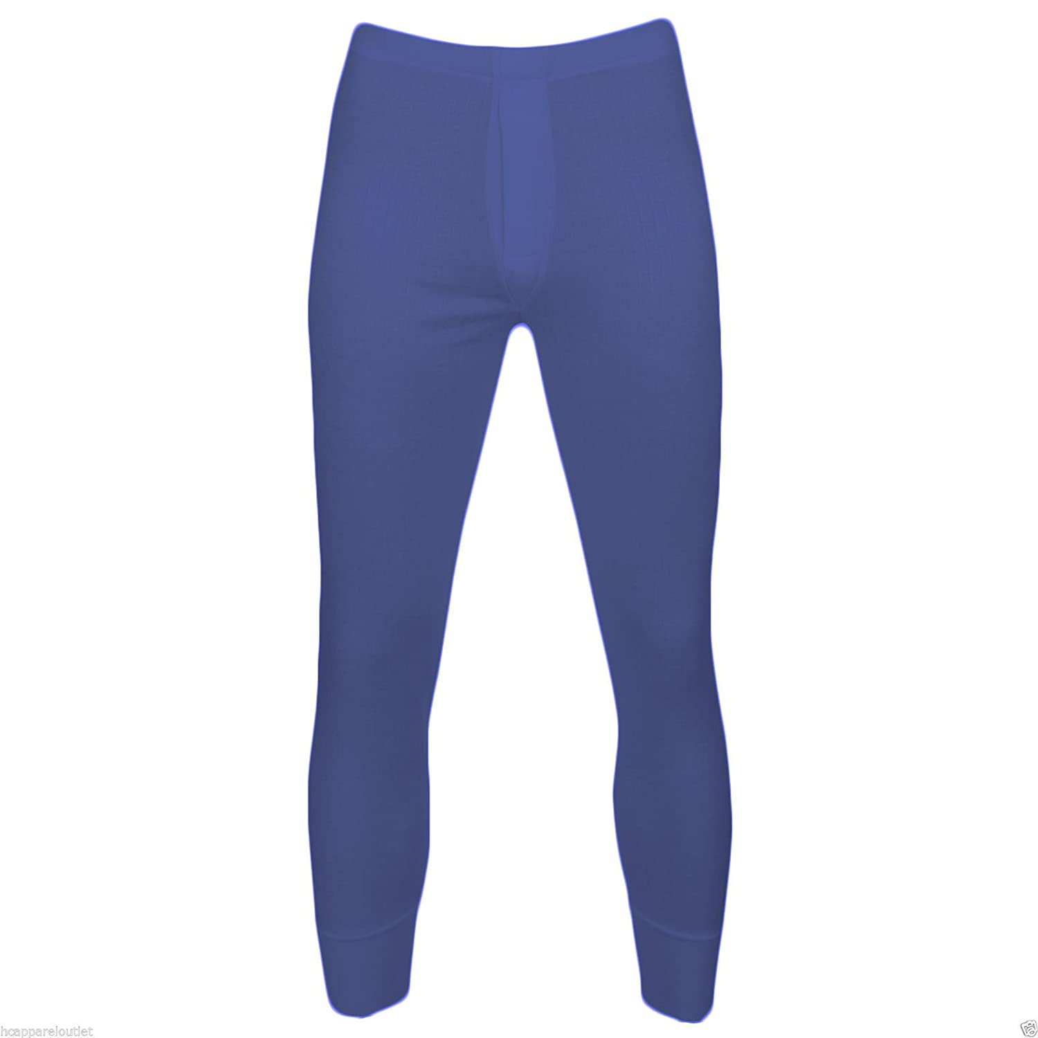 2 Mens Thermal Underwear Long Johns Blue RP Thermals