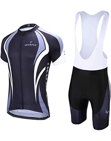 Activewear More Mile Summer Mens Cycling Jersey Half Zip Short Sleeve Bike Cycle Ride Top