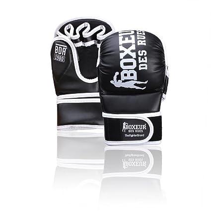 BOXEUR DES RUES S/érie Exclusive Gants de MMA Mixte