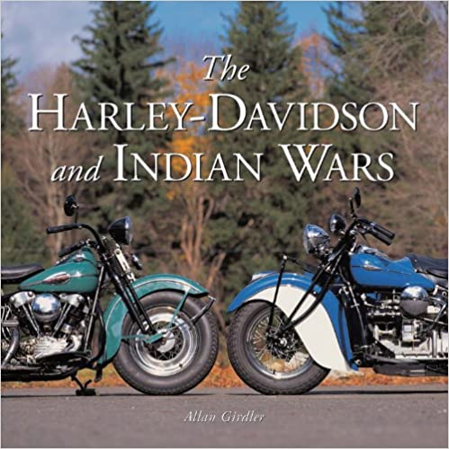 Book The Harley-Davidson and Indian Wars