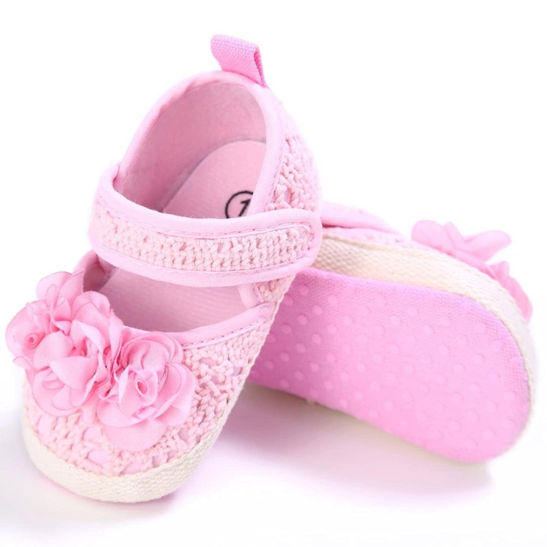 Culater? Pattini appena nati dei sandali del bambino della neonata del bambino della neonata dei bambini (3, Bianca)