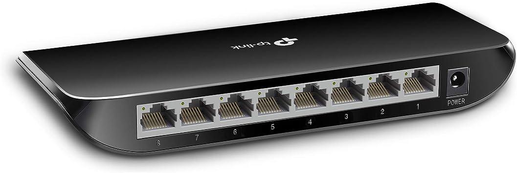 Tp Link Tl Sg1008d 8 Port Gigabit Computer Zubehör
