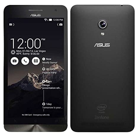 Amazon.com: ASUS ZENFONE 6 A600CG - Smartphone de 6