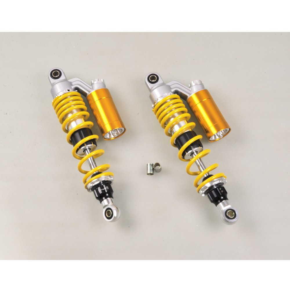 Sunny 13'' 330mm Motorcycle Air Gas Shock Absorber For HONDA CT70 ST70 Z50 CF70 YSS