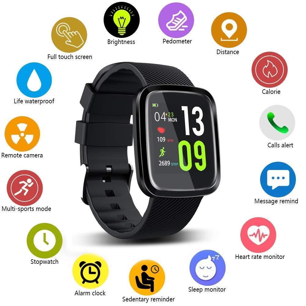Smartwatch con 2 Cinturini