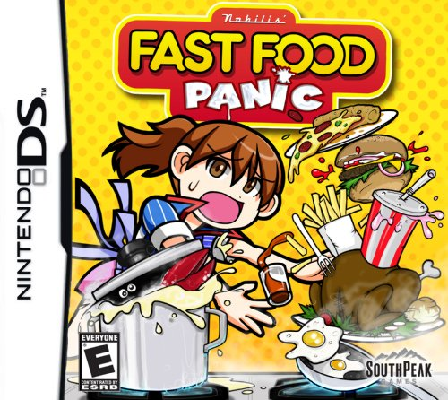 Fast Food Panic - Nintendo DS